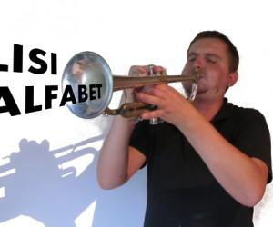 LISI ALFABET trąbka