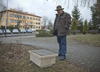 Tadeusz Gajewski tablica Jan Zych Krosno Korczyna